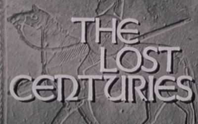 LOST CENTURIES TITLE art