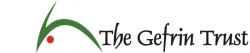 The Gefrin Trust Logo and Link back to Hole Page